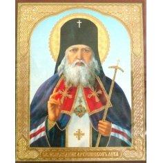 Икона Лука Крымский на оргалите