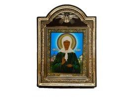 Икона 10*12 Арочное золото
